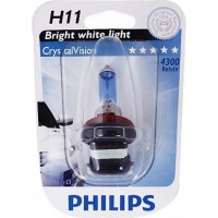 Лампа Philips H11 CrystalVision (12362CVB1)